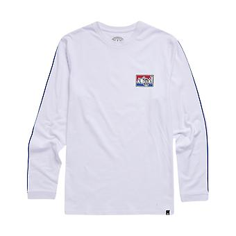 Animal Nold Long Sleeve T-Shirt in White