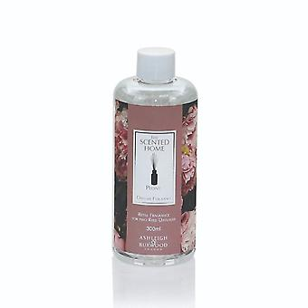 Ashleigh & Burwood Scented Home Reed Diffuser Refill Bottle 300ml Home Fragrance