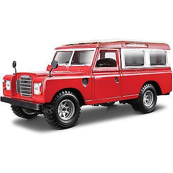 Bburago 1:24 Bijoux Land Rover (Styles Vary-en medfølger)