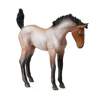 CollectA Mustang Foal ? Bay Roan