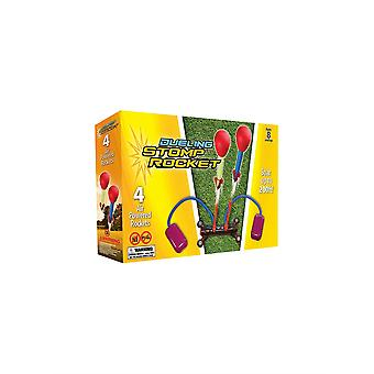 Kaksintaistelu Stomp Rocket Kit