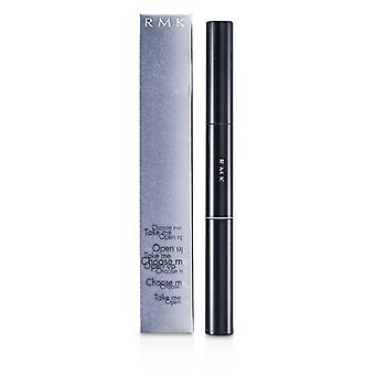 Rmk Crayon & Powder Eyes - # 02 Light Green - 2.5g/0.83oz
