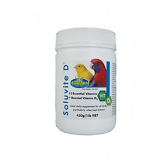 Soluvite D 450gm
