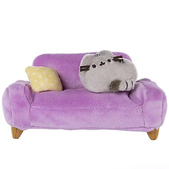 Gund Pusheen On Couch Boxed Set
