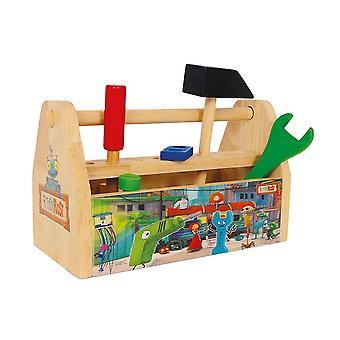 Legler Ritter Rost Working Space Brinquedo de Aprendizagem Pré-Escolar
