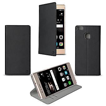 Caso para Huawei Mate 10 Pro porta de cartão preto