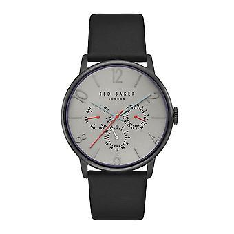 Ted Baker Black Herre Gents armbåndsur TE1506602