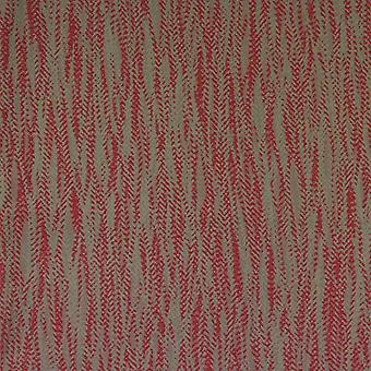 Mcalister textiles lorne fire retardant tissu rouge
