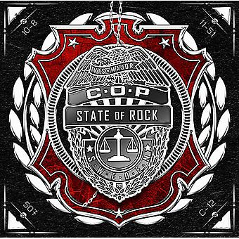 C.O.P. - State of Rock [CD] USA import