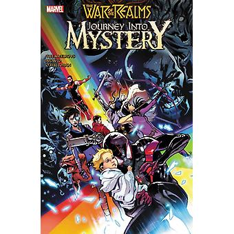 War Of The Realms Journey Into Mystery by Justin McElroy