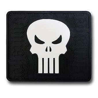Punisher Skull bak bil matte