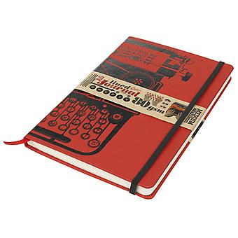 A5 Lined Journal in QWERTY Range by Wild