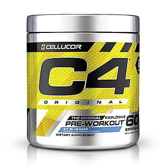 Cellucor C4 Original 60 Services 390 gr