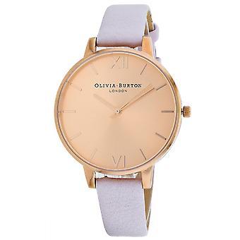 Olivia Burton Women's Rose gold Dial Watch - OB16BD110