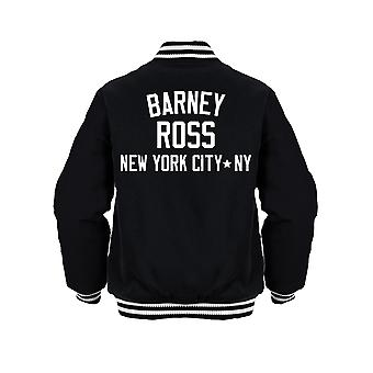 Barney Ross Boxing Legend Kids Jacket