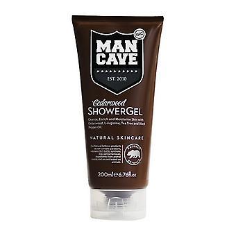 Żel pod prysznic Body Care Cedarwood Mancave (200 ml)