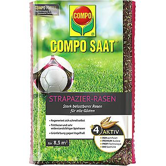 COMPO SAAT® Strapazier-Rasen, 175 g