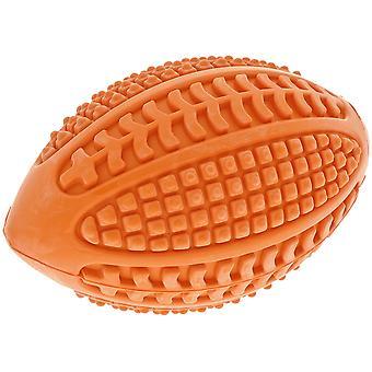 Ferribiella Rubber Dental Rugby Ball 10Cm (Psy , Sport i zabawa , Piłki)
