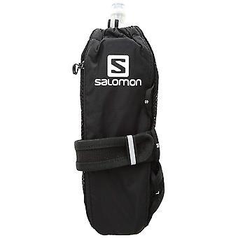 Salomon Pulse Handheld Bottle Holster - Soft Flask Included - Black - 500 ml