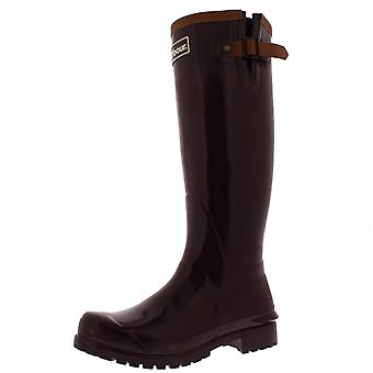 Womens Barbour Blyth Rubber Winter Snow Pull On Waterproof Wellingtons