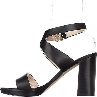 Cole Haan Womens Fenley High Sandal Open Toe Casual Strappy Sandals