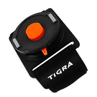 FitClic-Neo Armband Magnetic / Mechanical Closure Neoprene Scratch Straps- Tigra