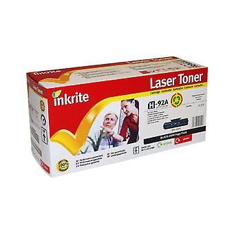 Inkrite Laser Toner Cartridge Compatible with HP 1100 Black