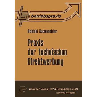 Praxis Der Technischen Direktwerbung by Kuchenmeister & R.