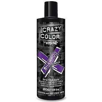 Crazy Color Vibrant Purple Shampoo