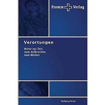Verortungen by Petrak Wolfgang