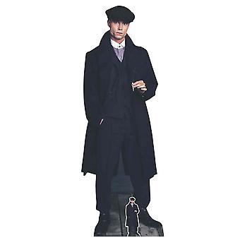 Peaky Blinders Style Gangster Smoking Cardboard Cutout / Standee / Standup