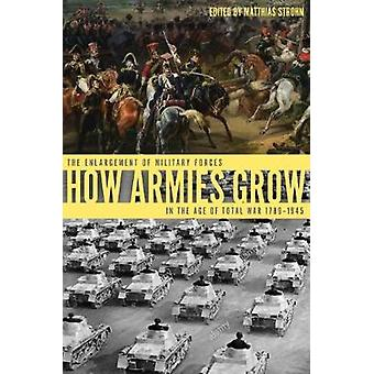 How Armies Grow - The Expansion of Military Forces in the Age of Total