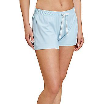 1202064-16577 Femmes-apos;s Be Happy Blue Mini Dots Pyjama Short