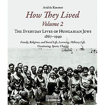How They Lived: The Everyday Lives of Hungarian Jews, 1867-1940
