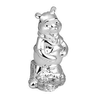 Orton West Winnie The Pooh Spardose - Silber