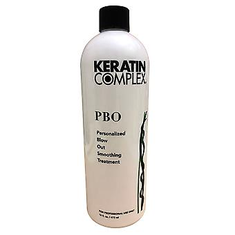 Keratin Complex Personalized Blow Out Smoothing Therapy 16 OZ.