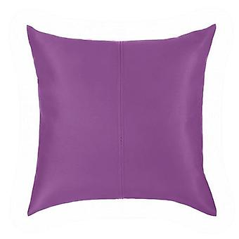 Changing Sofas Purple Soft Faux Leather Large 24