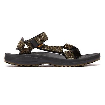 Teva Winsted Bamboo Mens Olive Sandals