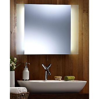 Bathroom Mirror 60 x 80cm with LED lights
