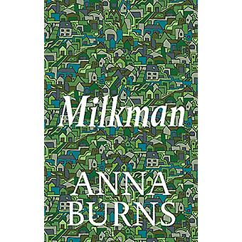 Milkman by Anna Burns - 9780571355075 Book