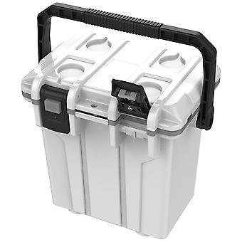 Caja de refrigeración tsunami 20 Quart Cooler Box 20 Liter, blanco