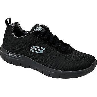 Skechers Flex Advantage 20 52185BBK käynnissä ympäri vuoden miesten kengät
