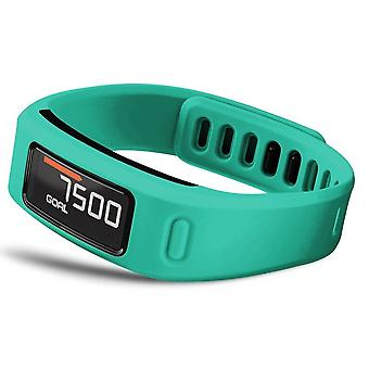 Replacement Wristband Bracelet Band Strap for Garmin Vivofit[Small,Teal] BUY 2 GET 1 FREE Supplier 18