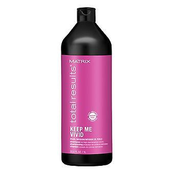 Shampoo Total Results Keep Me Vivid Matrix (1000 ml)