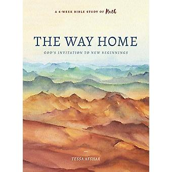 Way Home - The by Tessa Afshar - 9780802419835 Book