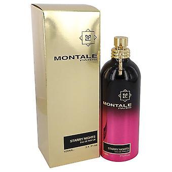 Montale sternenklare Nächte Eau De Parfum Spray von Montale 3.4 oz Eau De Parfum Spray