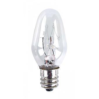 Dencon 7W Reservlampa E12