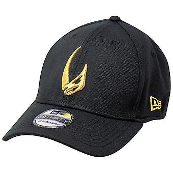 Star Wars The Mandalorian Mudhorn Sigil New Era 39Thirty Fitted Hat