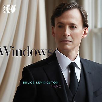 Bruce / Levingston - Windows [CD] USA import