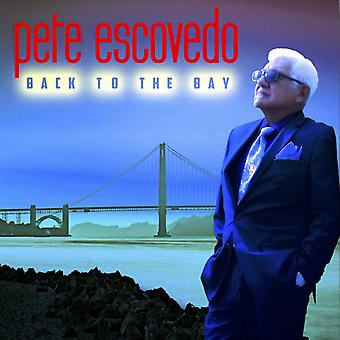 Escovedo*Pete - Back to the Bay [CD] USA import